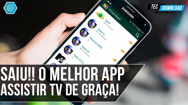 como assistir tv aberta no celular android – TecDownload